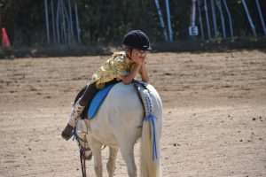 Overcoming a setback to get back on the study horse