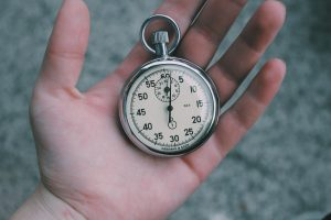 Dealing with deadline-driven students