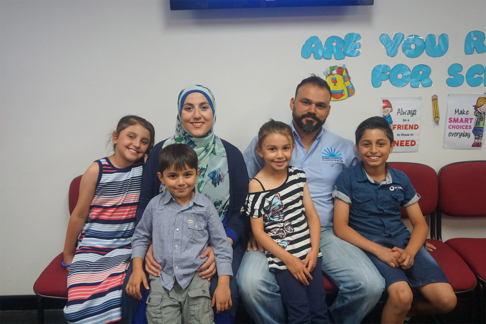 Hussein Family